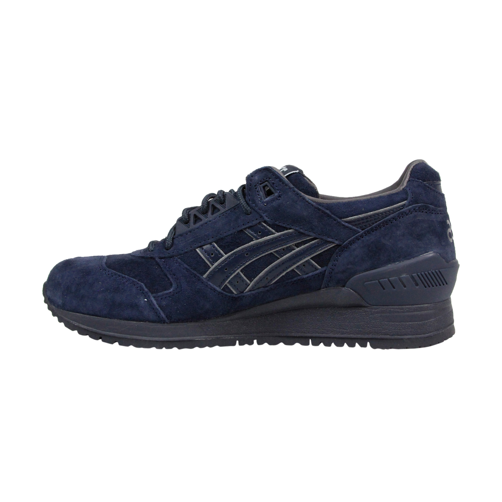 1a72270589fe ... Asics Gel Respector Mens Blue Suede Athletic Lace Up Running Shoes 2 of  3 See More