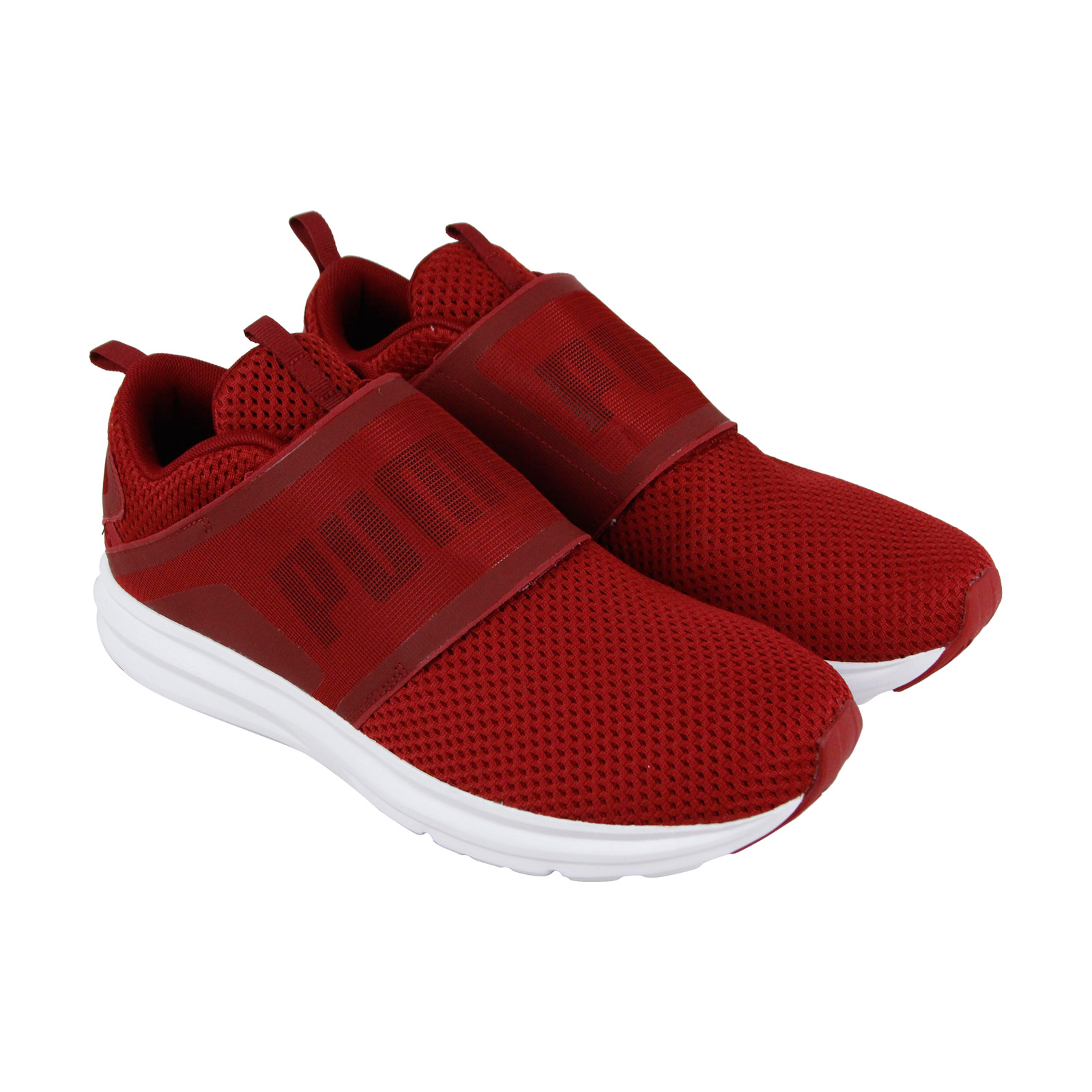 Scarpe corsa Athletic Strap Mens da Red Enzo Puma Mesh U4xwWHn6