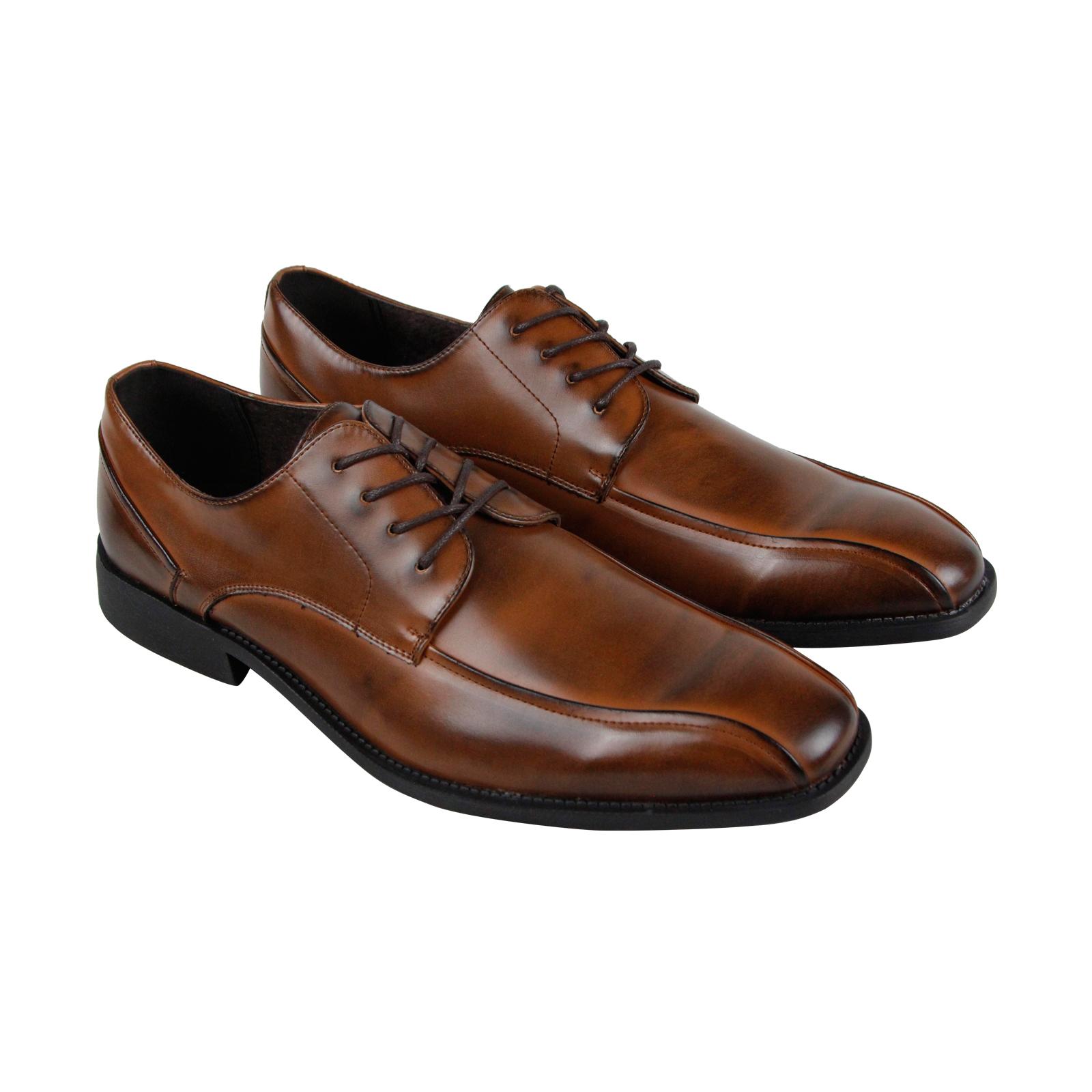 Kenneth Cole Marrones Reaction Watts Oxford Hombres Zapatos Marrones Cole Cuero Con Cordones Oxford e1daa8