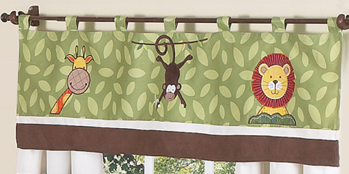 ... Valances Are Especially Created To Coordinate With Their Childrenu0027s  Bedding Sets To Help Complete The Look And Feel Of The Bedroom Theme For  Your Child.
