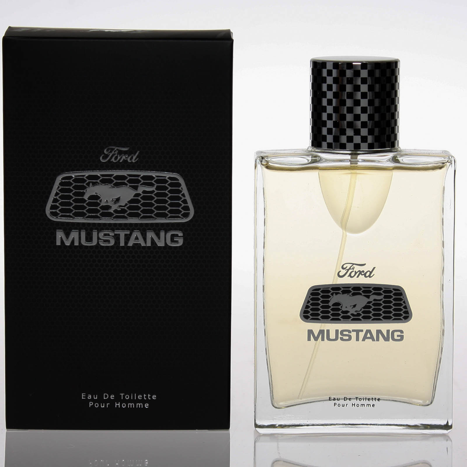 mustang by ford mustang 3 4 oz 100 ml edt cologne spray. Black Bedroom Furniture Sets. Home Design Ideas