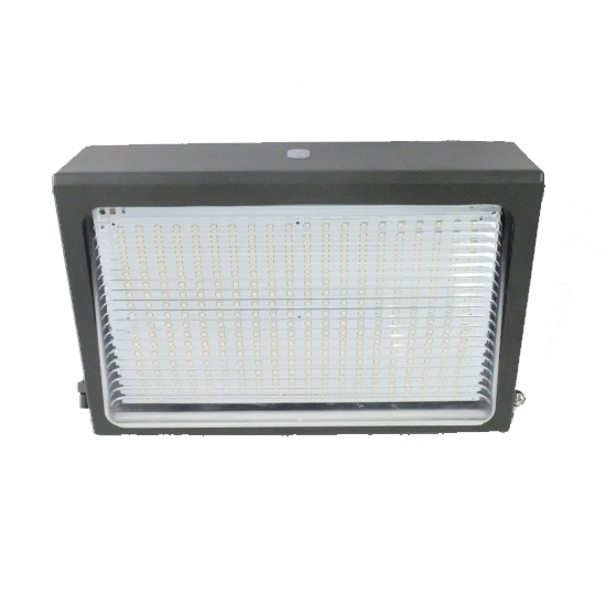 Lights Of America 65 Watt Dusk To Dawn LED Wall Pack