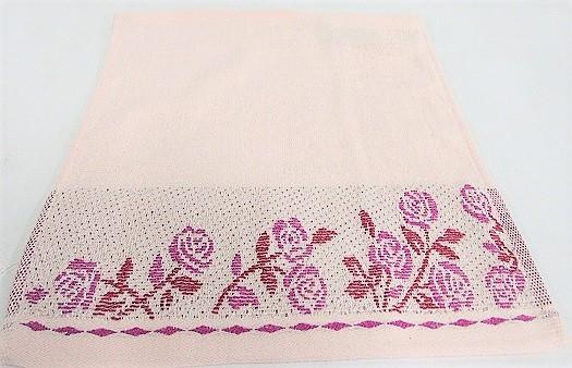 Gold Coast 5 pcs Cotton Jacquard Bath Towel & Washcloths ...