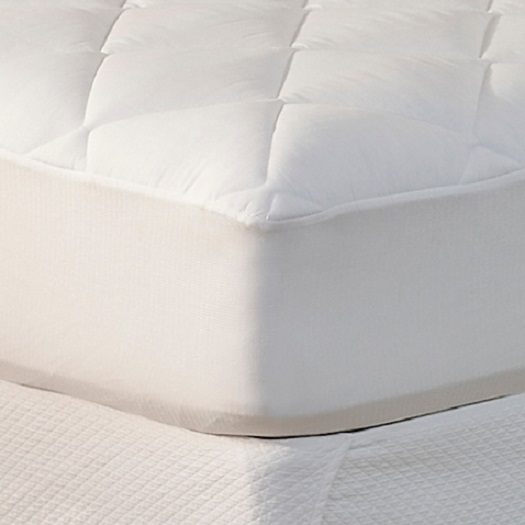 Soft Tex Gold Coast Quilted 100% Cotton Mattress Pad Twin