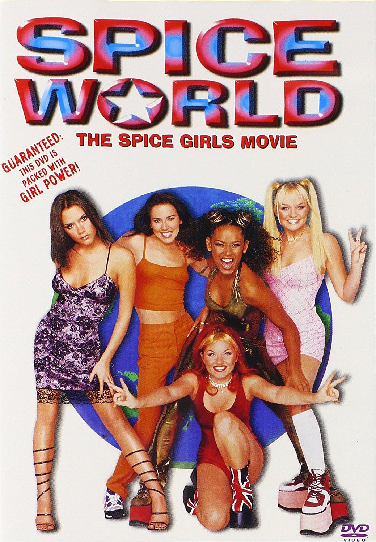 Spice World Dvd The Spice Girls Movie New Ebay