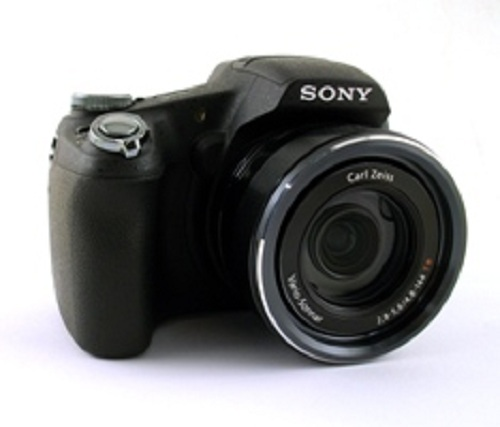 sony cyber shot dsc hx100v 16 2mp exmor r cmos digital still camera black ebay. Black Bedroom Furniture Sets. Home Design Ideas