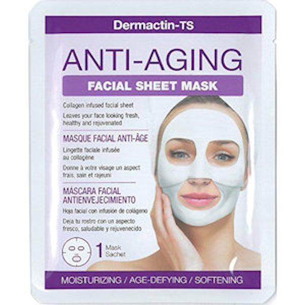 ts facial reviews Dermactin brightener