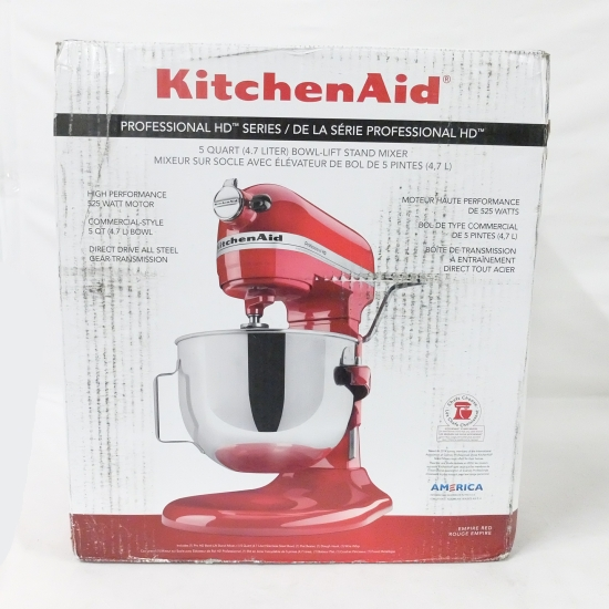 Used Kitchen Aid  Quart Mixer
