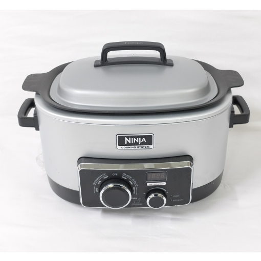 Ninja Mc702 3 In 1 Cooking System Kitchen Home Slow Cooker Pot Ebay
