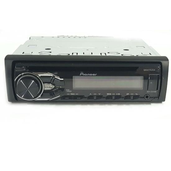 pioneer deh x1810ub am fm cd usb car stereo receiver ebay