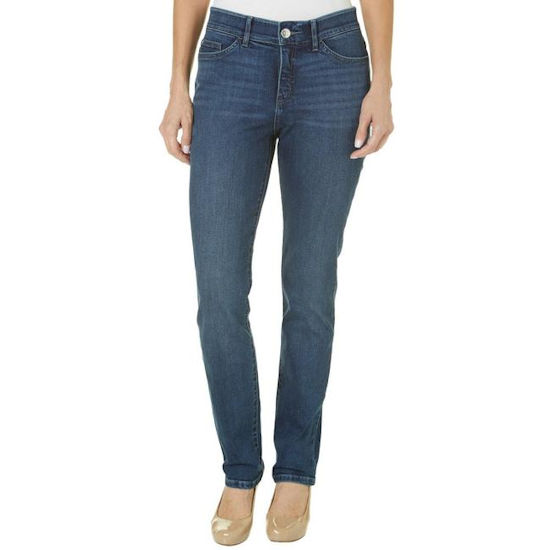 Women's Straight Leg Jeans   Straight Fit Jeans   Tommy