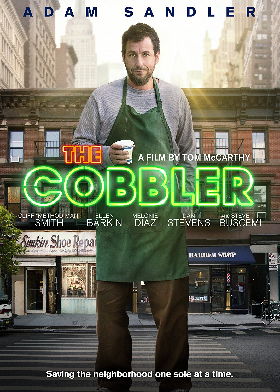 Details about The Cobbler DVD Adam Sandler, Cliff Smith