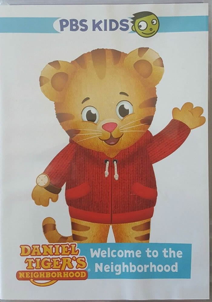 Details about PBS KIDS Daniel Tiger: Welcome to the Neighborhood DVD