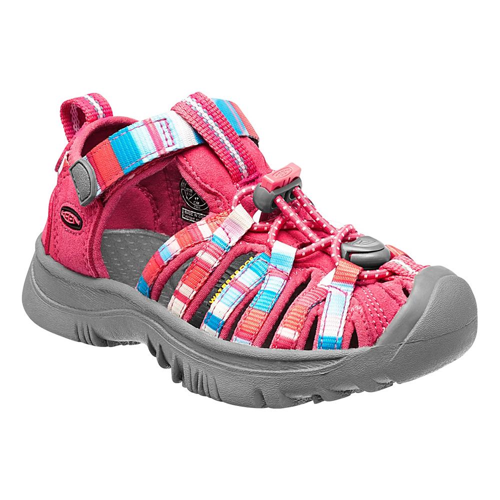 baf6f8f68da1 Keen Toddler s Whisper Shoes Raya Honeysuckle - MetroShoe Warehouse