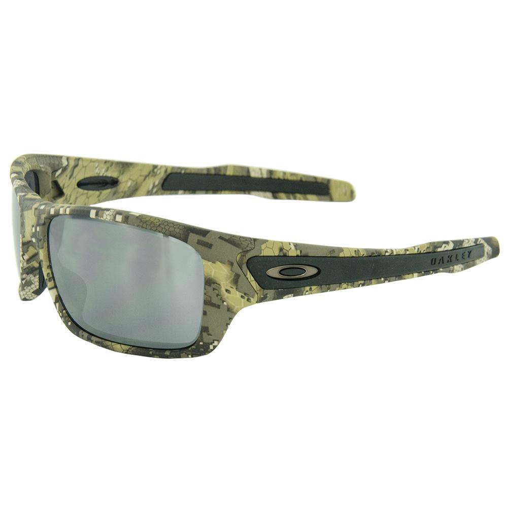 b9b7db8fec Oakley SL Turbine Desolve Bare Camo Black Iridium Sunglasses - MetroShoe  Warehouse