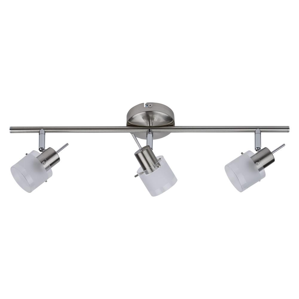 Ceiling Light Bar: 1 2 3 4 Spotlight Wall Or Ceiling Bar Light Fixture