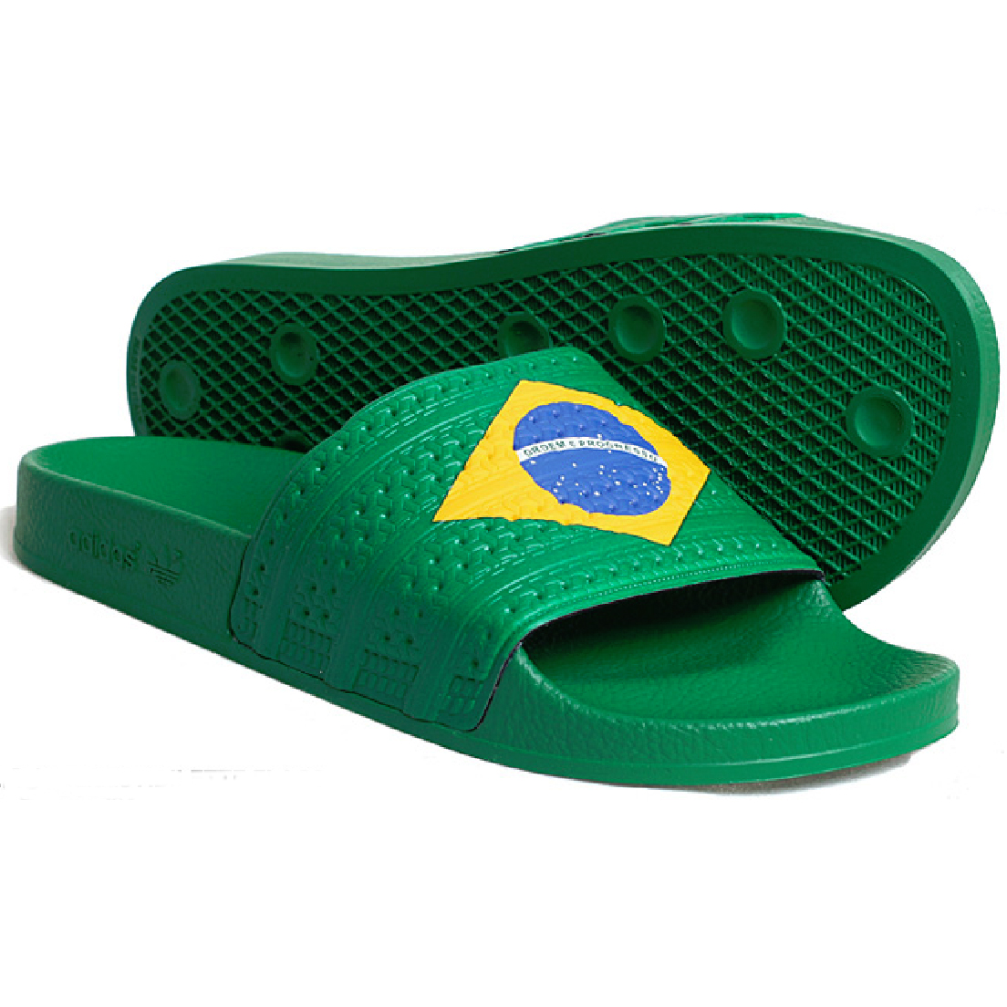 920367981 green adidas slides on sale   OFF57% Discounted
