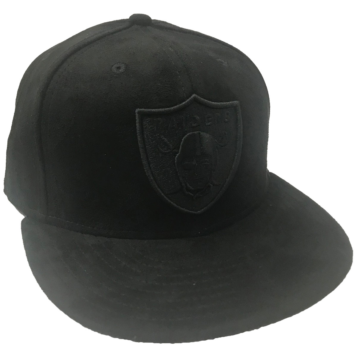 Details about New Era NFL Oakland Raiders Suede Tonal 59Fifty Fitted Baseball  Cap rrp£30 ac3c6392eae