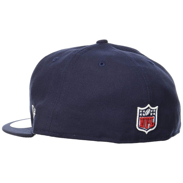New Era NFL Chicago Bears On Field 59Fifty Fitted Baseball Cap rrp ... 5e2048c233d9