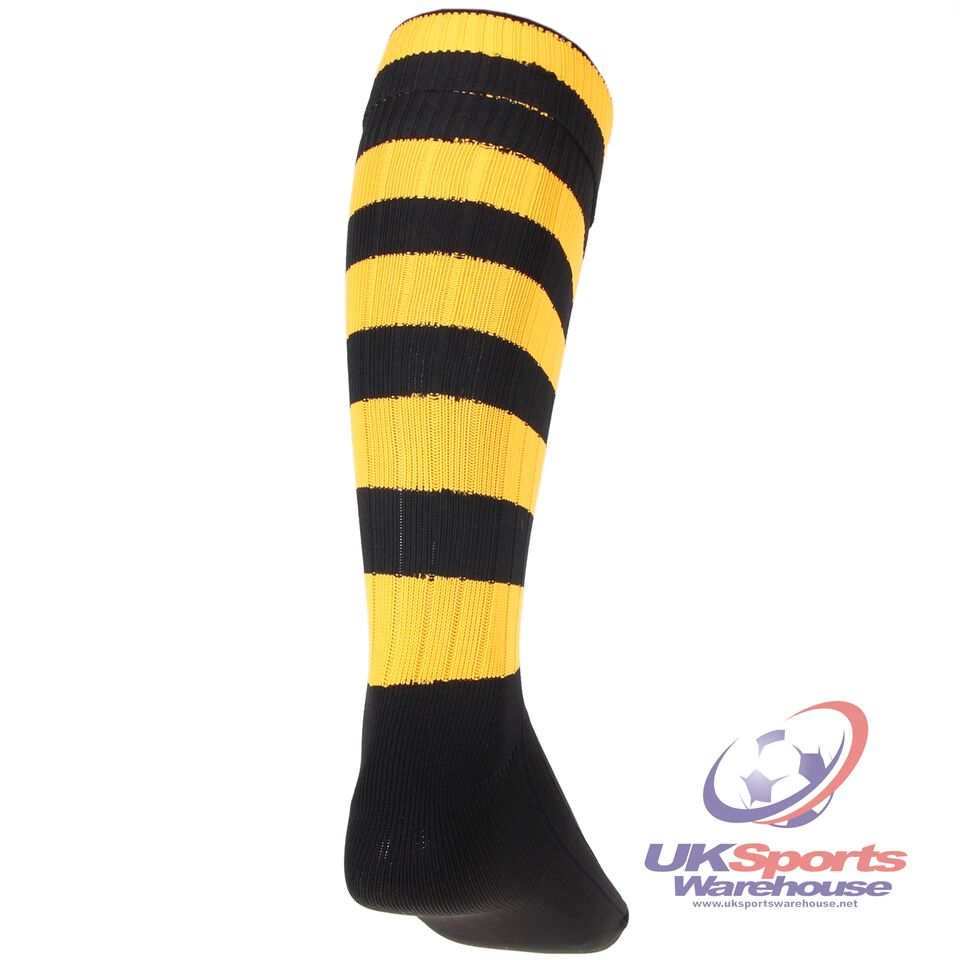 Precision-Training-Contrast-Hoop-Club-Football-Socks-All-Sizes-And-Colours-rr-8 Indexbild 3