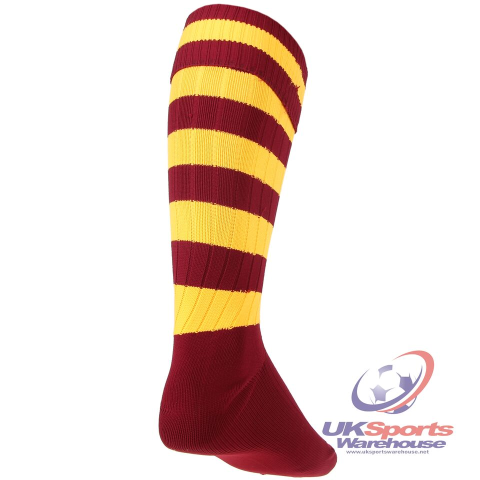Precision-Training-Contrast-Hoop-Club-Football-Socks-All-Sizes-And-Colours-rr-8 Indexbild 23