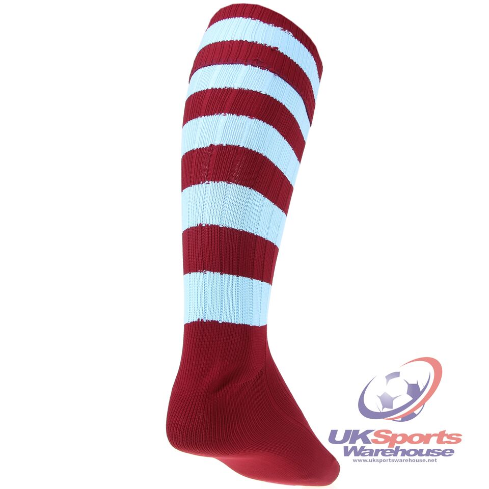 Precision-Training-Contrast-Hoop-Club-Football-Socks-All-Sizes-And-Colours-rr-8 Indexbild 27