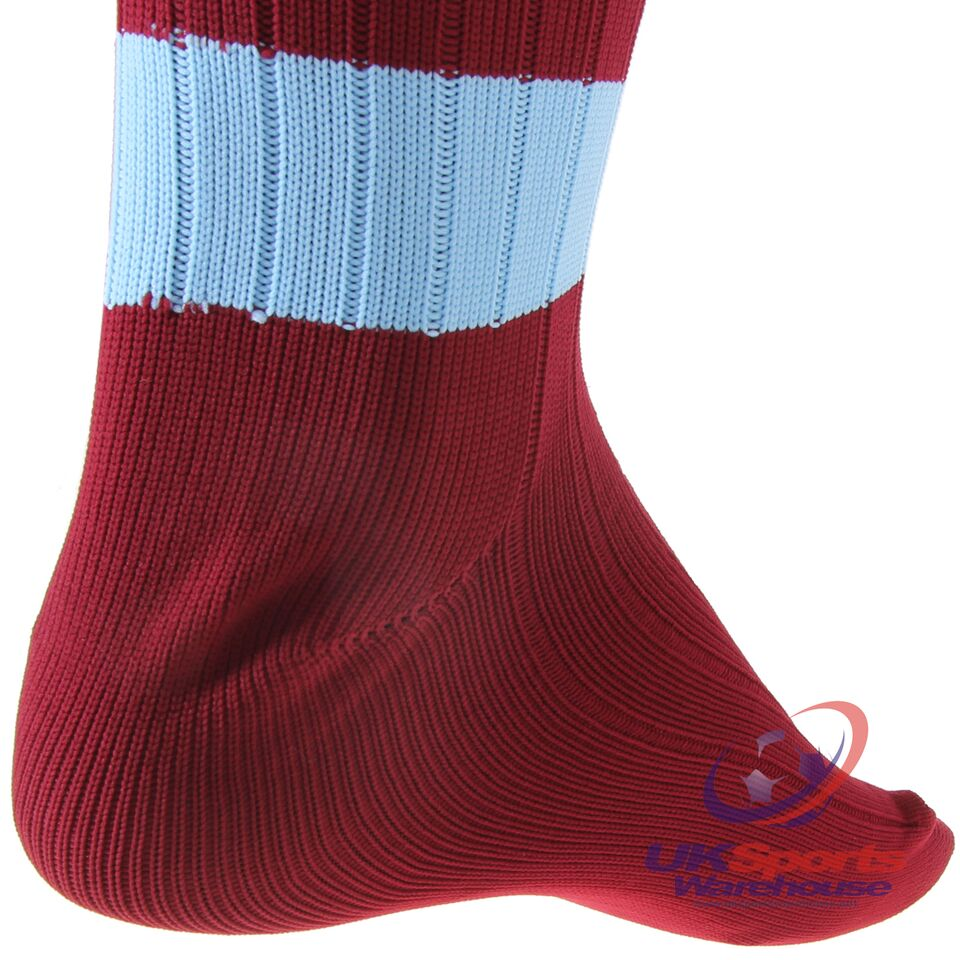 Precision-Training-Contrast-Hoop-Club-Football-Socks-All-Sizes-And-Colours-rr-8 Indexbild 29