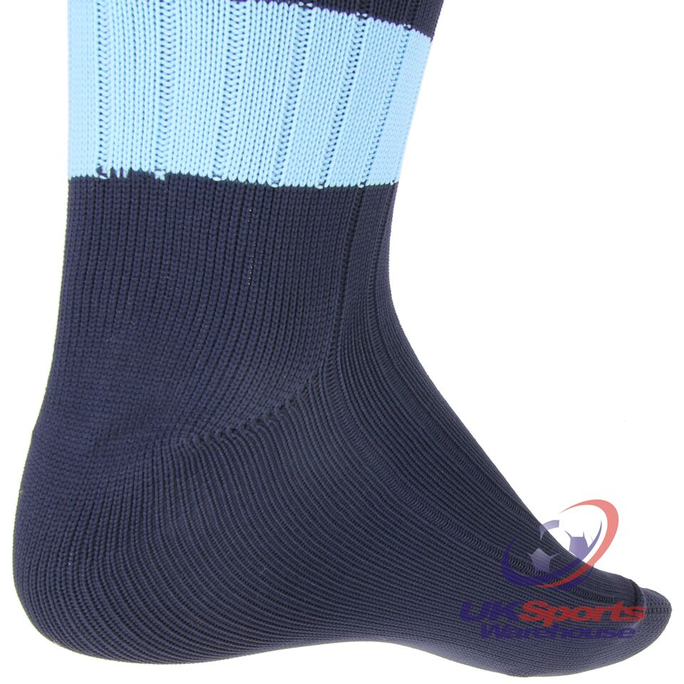 Precision-Training-Contrast-Hoop-Club-Football-Socks-All-Sizes-And-Colours-rr-8 Indexbild 37