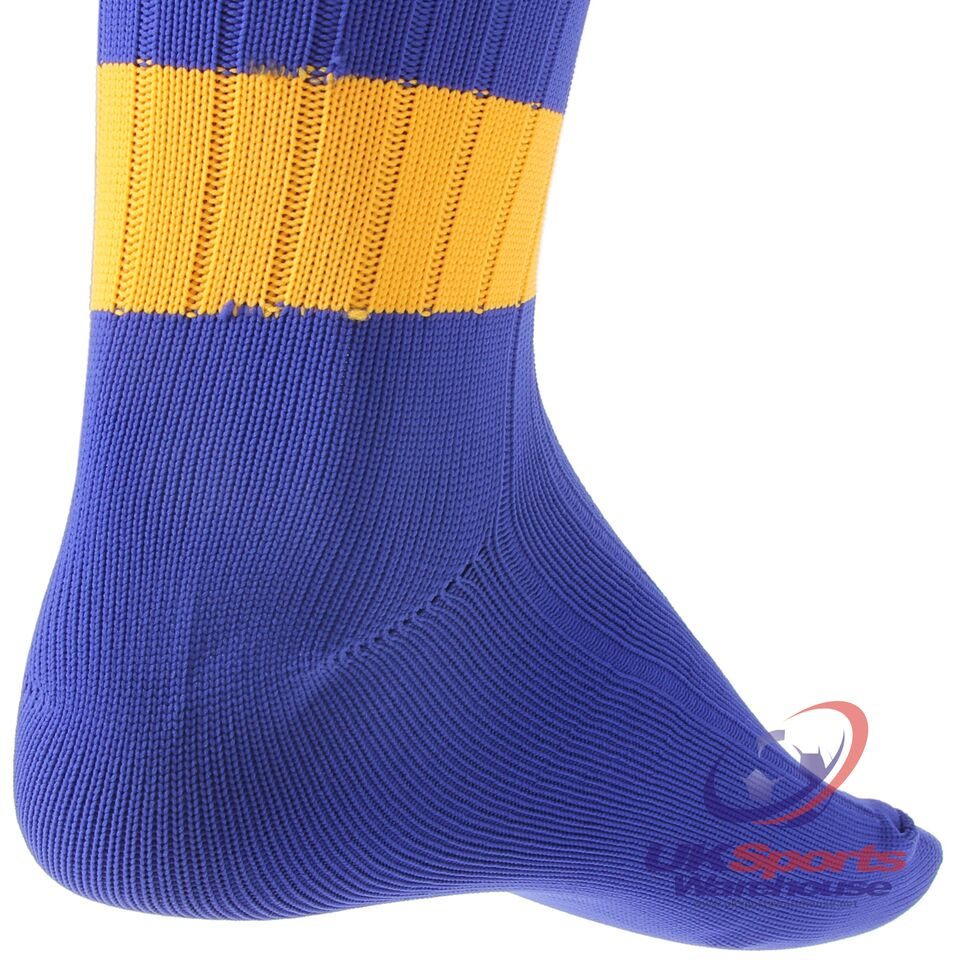 Precision-Training-Contrast-Hoop-Club-Football-Socks-All-Sizes-And-Colours-rr-8 Indexbild 49