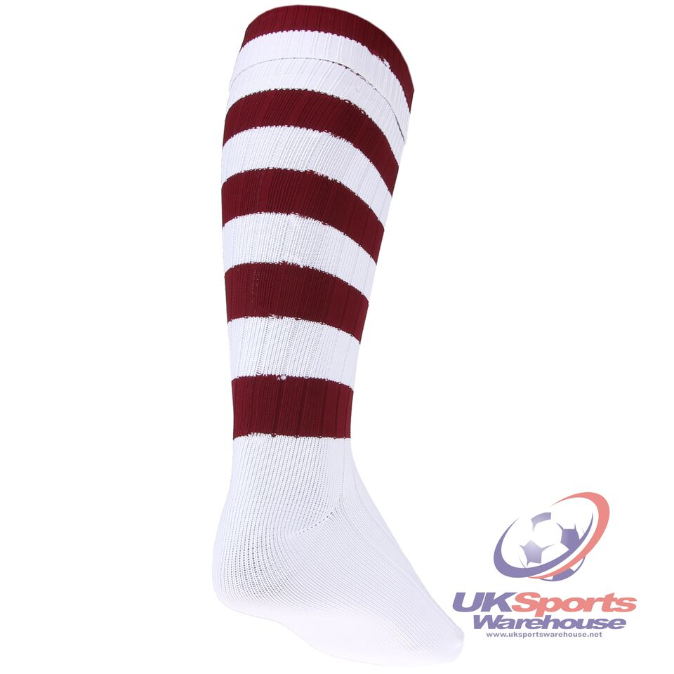 Precision-Training-Contrast-Hoop-Club-Football-Socks-All-Sizes-And-Colours-rr-8 Indexbild 59