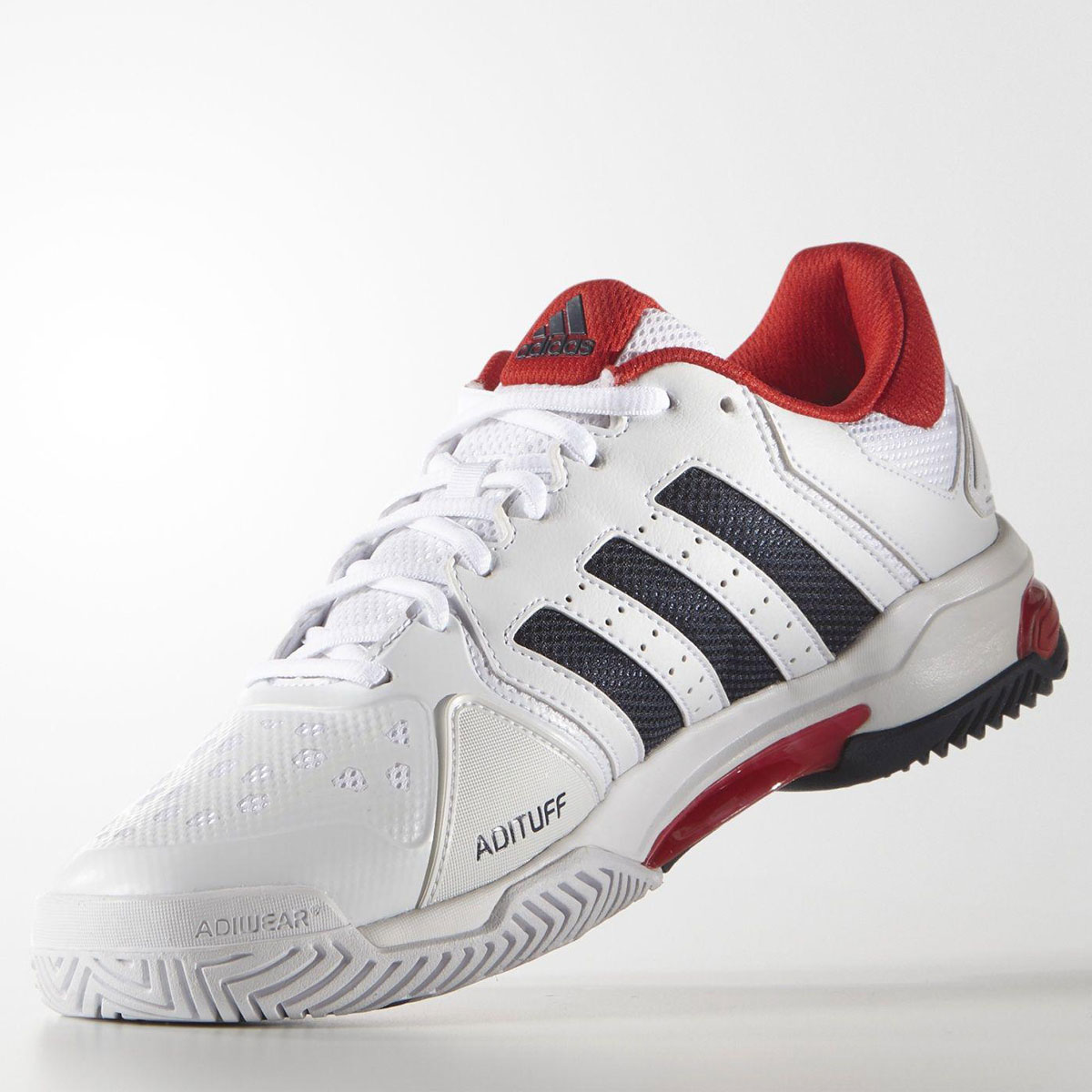 aacda7f12aa adidas Performance Mens Barricade Club Tennis Shoes (AQ2287) rrp£65 ...