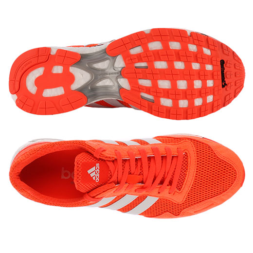 brand new 63c40 90184 adidas Adizero Adios Boost 3 Mens Running Shoes (AQ2429) rrp