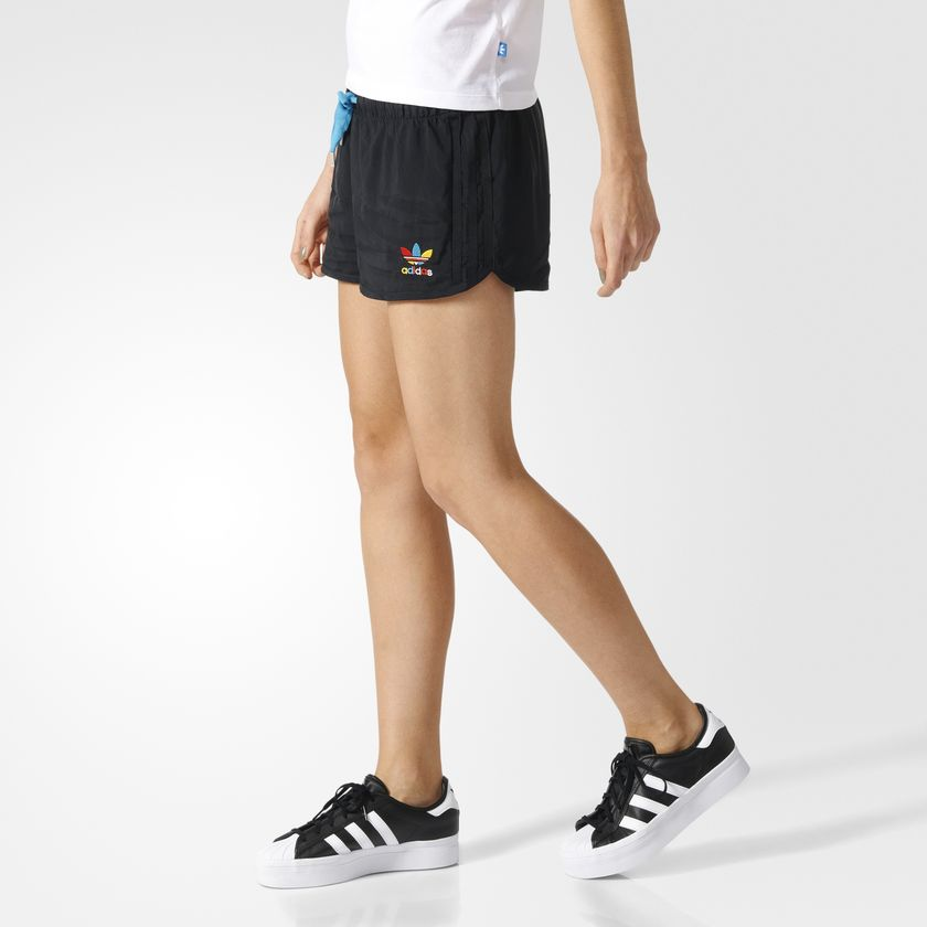 Adidas Adizero Climacool Womens Split Running Shorts Purple Up-To-Date Styling Shorts Clothing, Shoes & Accessories