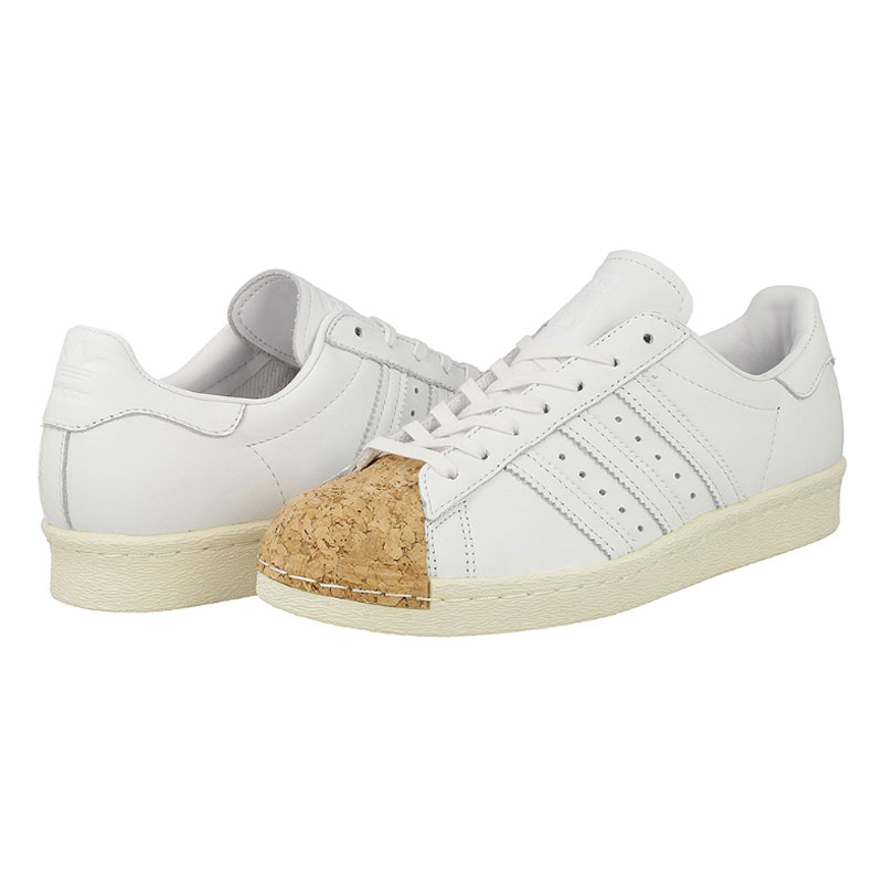 a7e7ddc4b2 Details about adidas Originals Superstar 80s Cork Shell Toe Womens Trainers  rrp£100