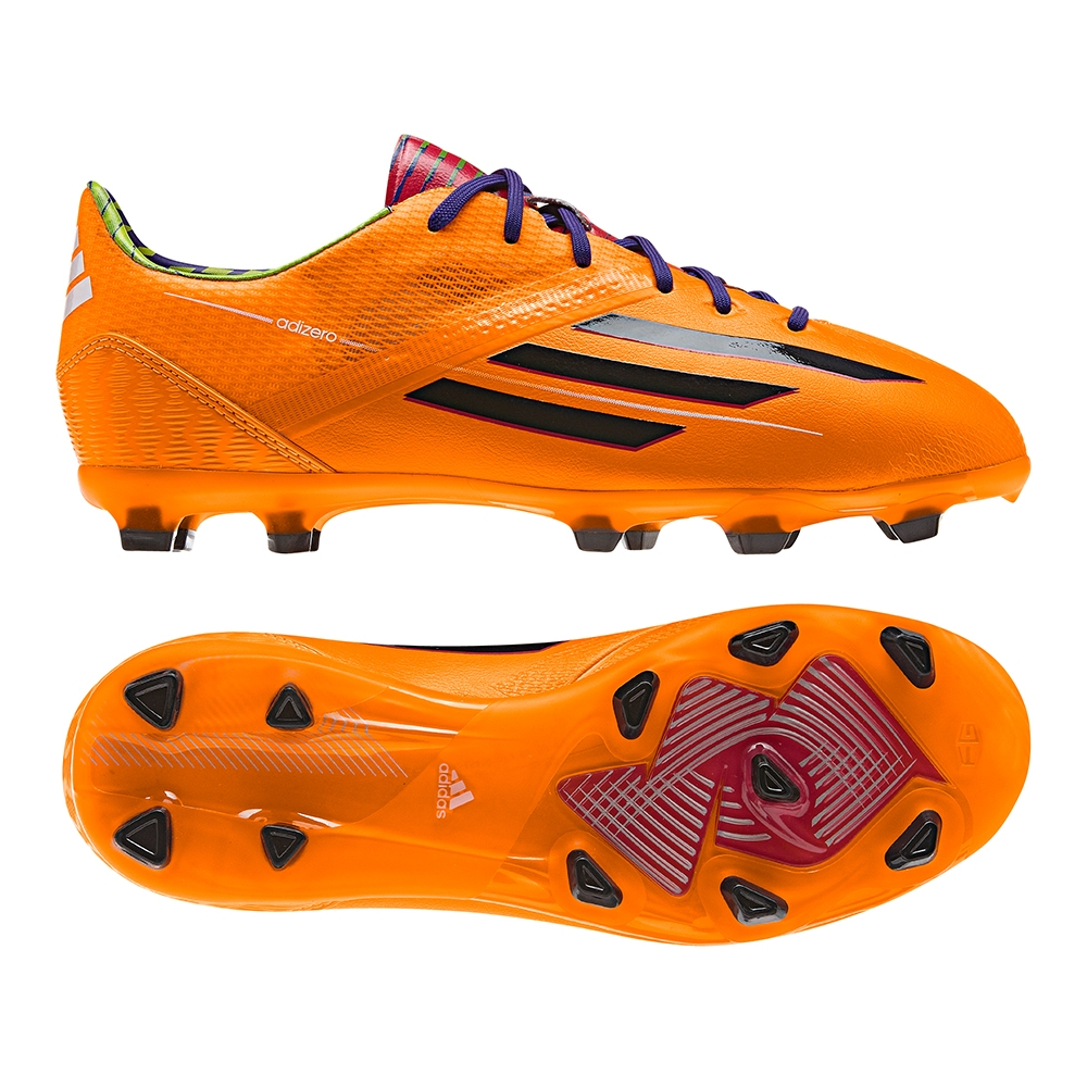 ... Orange Running White Ftw Earth. Adidas Football Boots F50 Adizero Fg  Messi Firm -> Source. Specification