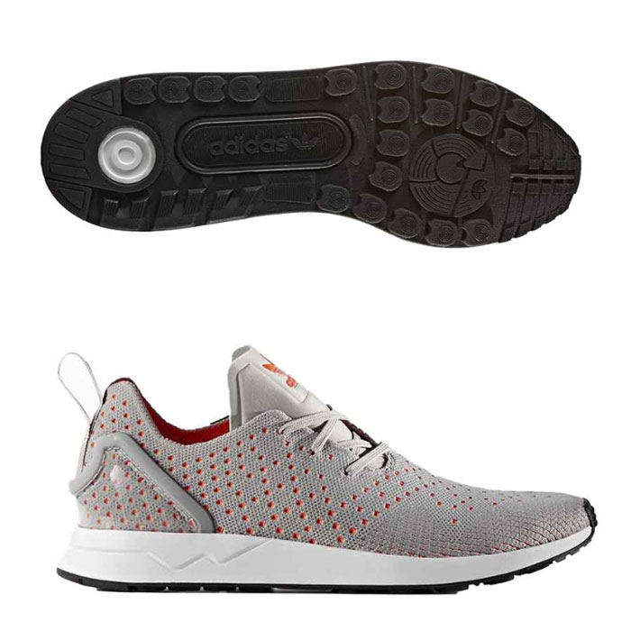 more photos 9def8 c4c56 Details about adidas Originals Mens ZX FLUX ADV ASYM PK Running Shoes  (S76370) rrp£110
