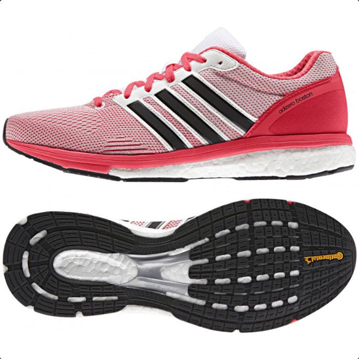Détails sur Adidas Adizero Boston 5 TSF Boost pour Femme Chaussures De Course (S78215) RRP £ 100 afficher le titre d'origine
