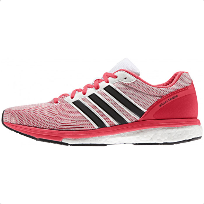 sports shoes b93bb d1aad adidas Adizero Boston 5 TSF Boost Womens Running Shoes (S782