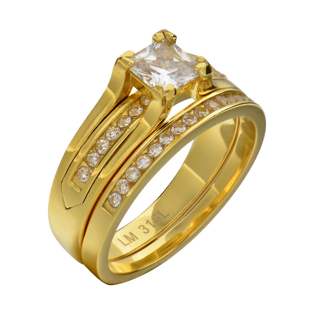 Size 1 Womens Weding Rings 028 - Size 1 Womens Weding Rings