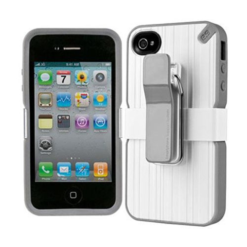 Puregear Utilitarian Smarphone Support System for iPhone 4/4S (White) - 02-001-01261