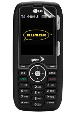 Cellairis Screen Protector for LG Rumor LX260