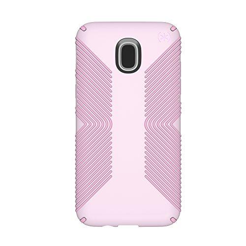 Speck Presidio Grip Case for Samsung J3 2018 J3V (3RD Gen) - Pink/Pink