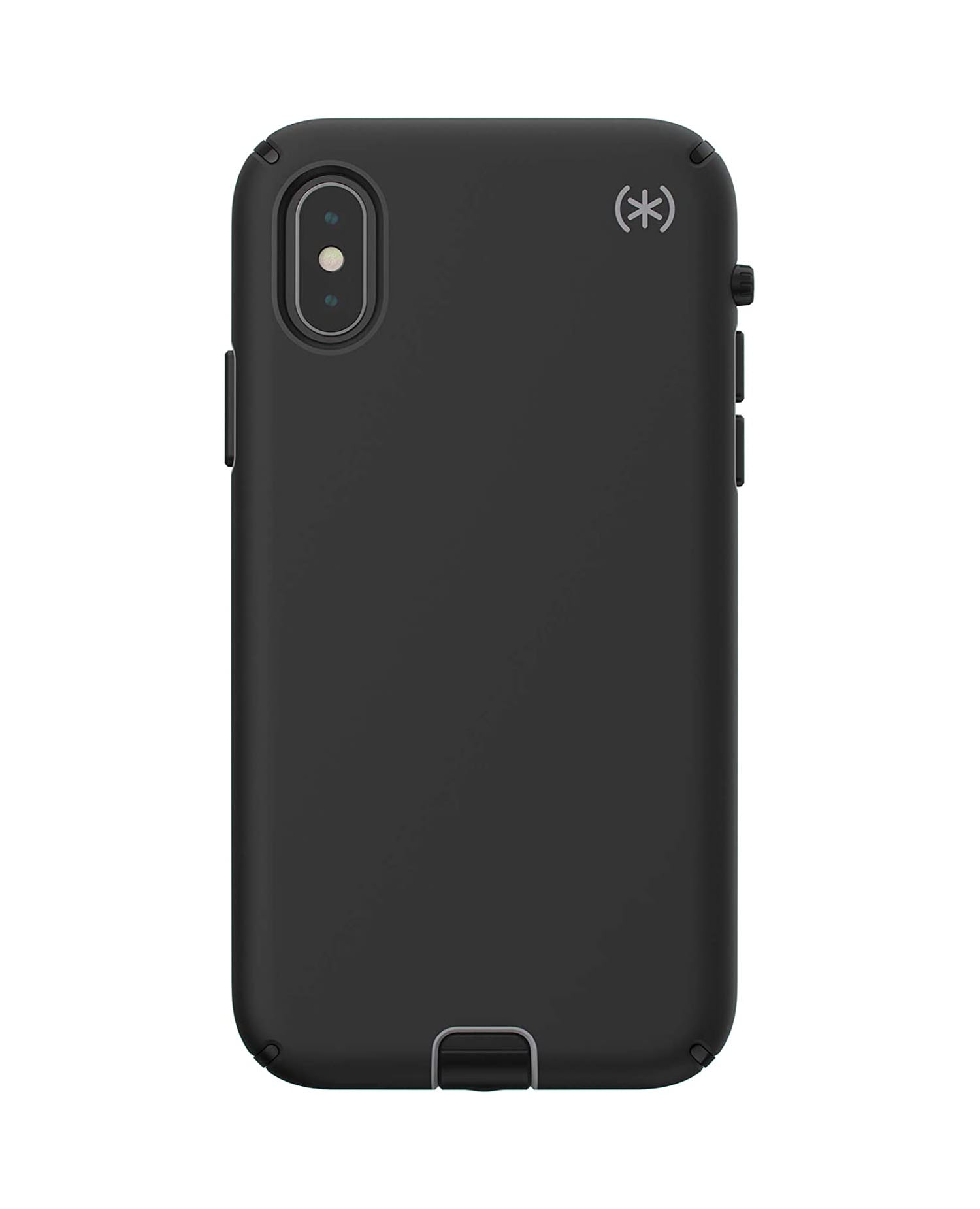 Speck Presidio Sport Case for Apple iPhone XR - Black/Gunmetal Grey/Black