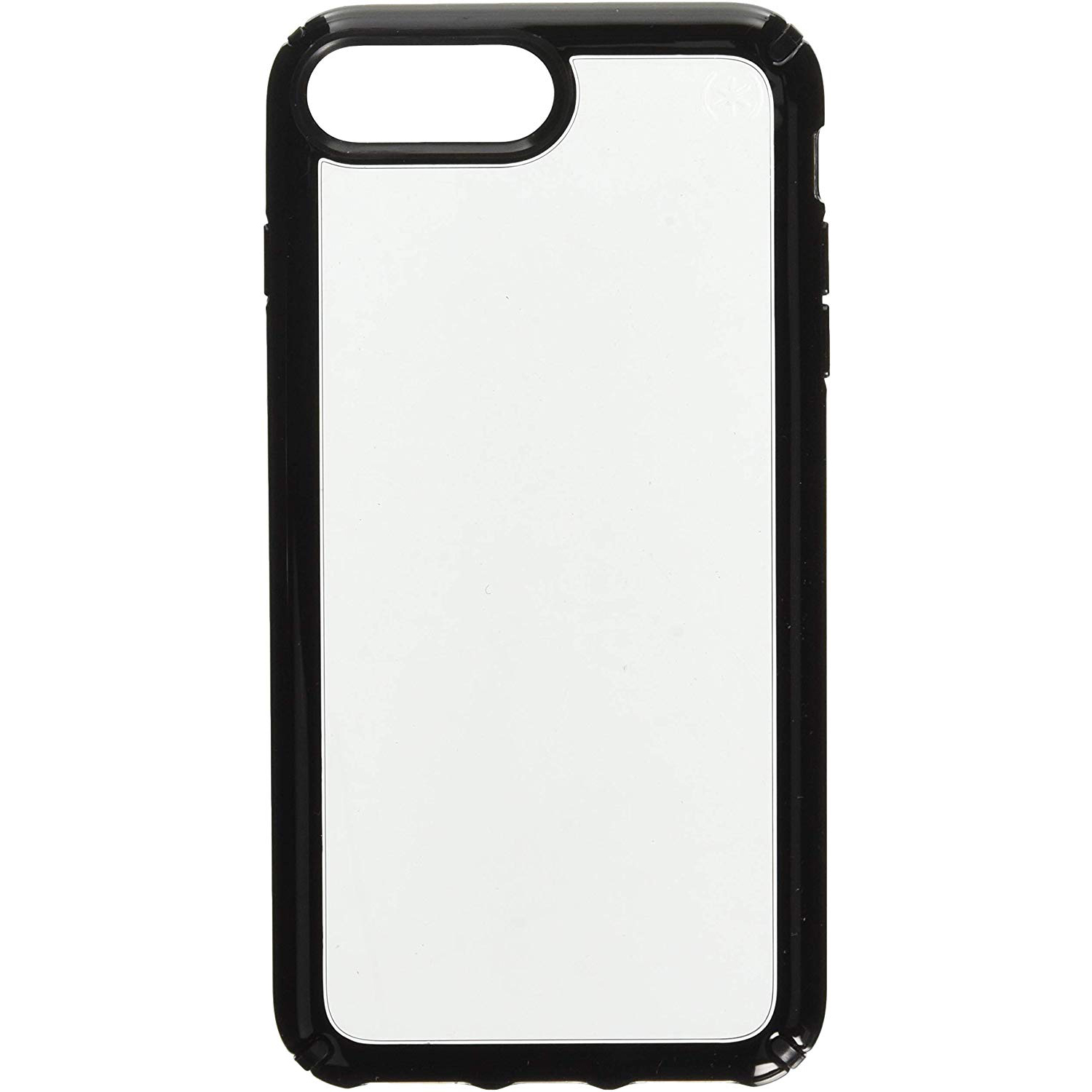 Speck Presidio Show Case for iPhone 8 Plus - Clear/Black
