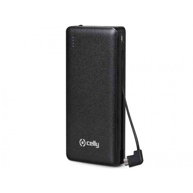 Celly Universal Power Bank Battery Backup 6600 mAh for Tablet, Samsung, iPhone, Nokia, Blackberry, LG, Sony