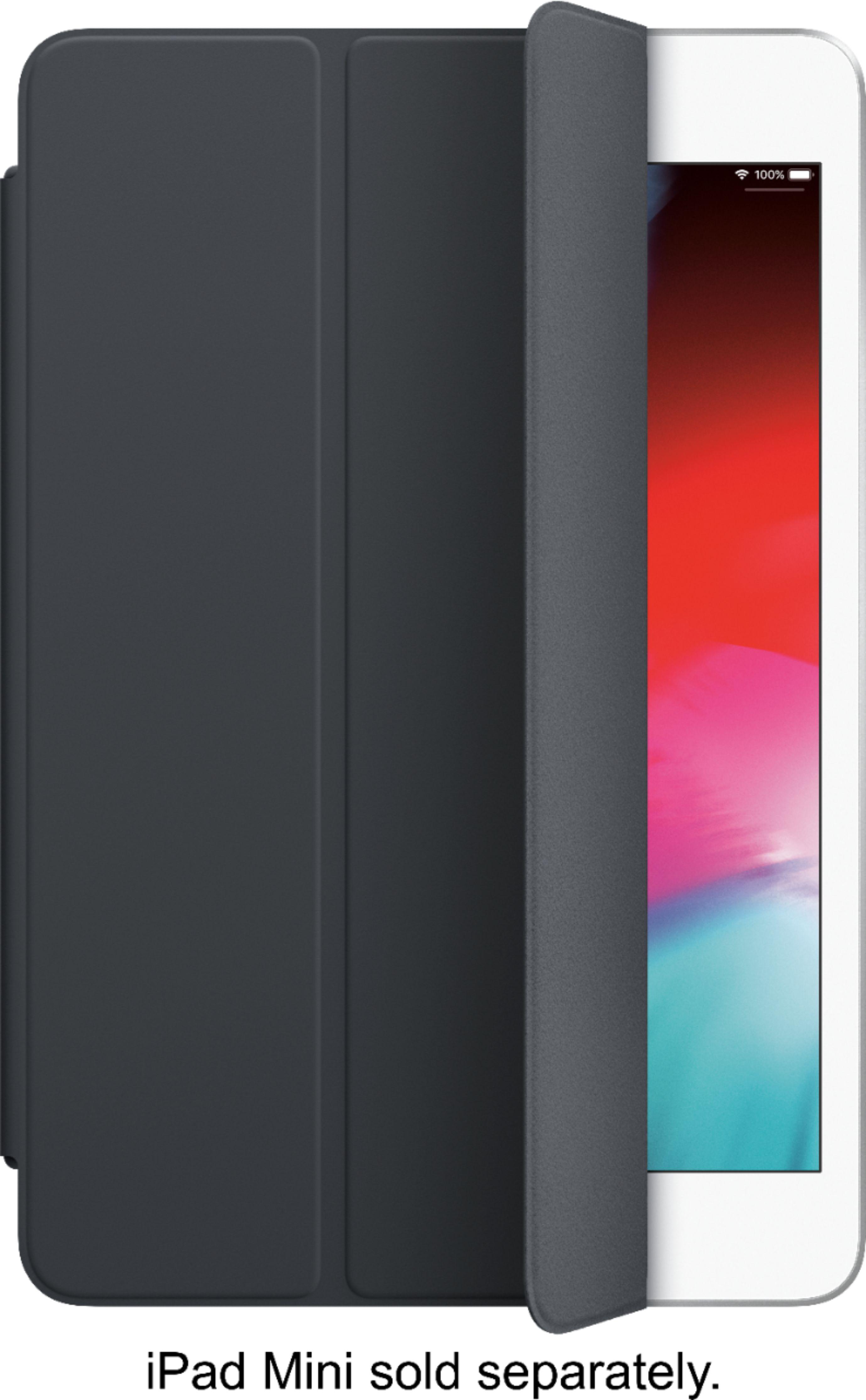 Apple Smart Cover for Apple iPad mini (Latest Model) and mini 4 - Charcoal Gray