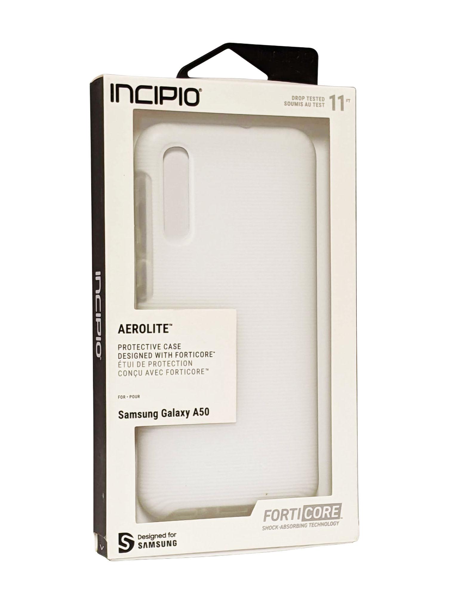 Incipio Aerolite Flexible Case for Samsung Galaxy A50 - White