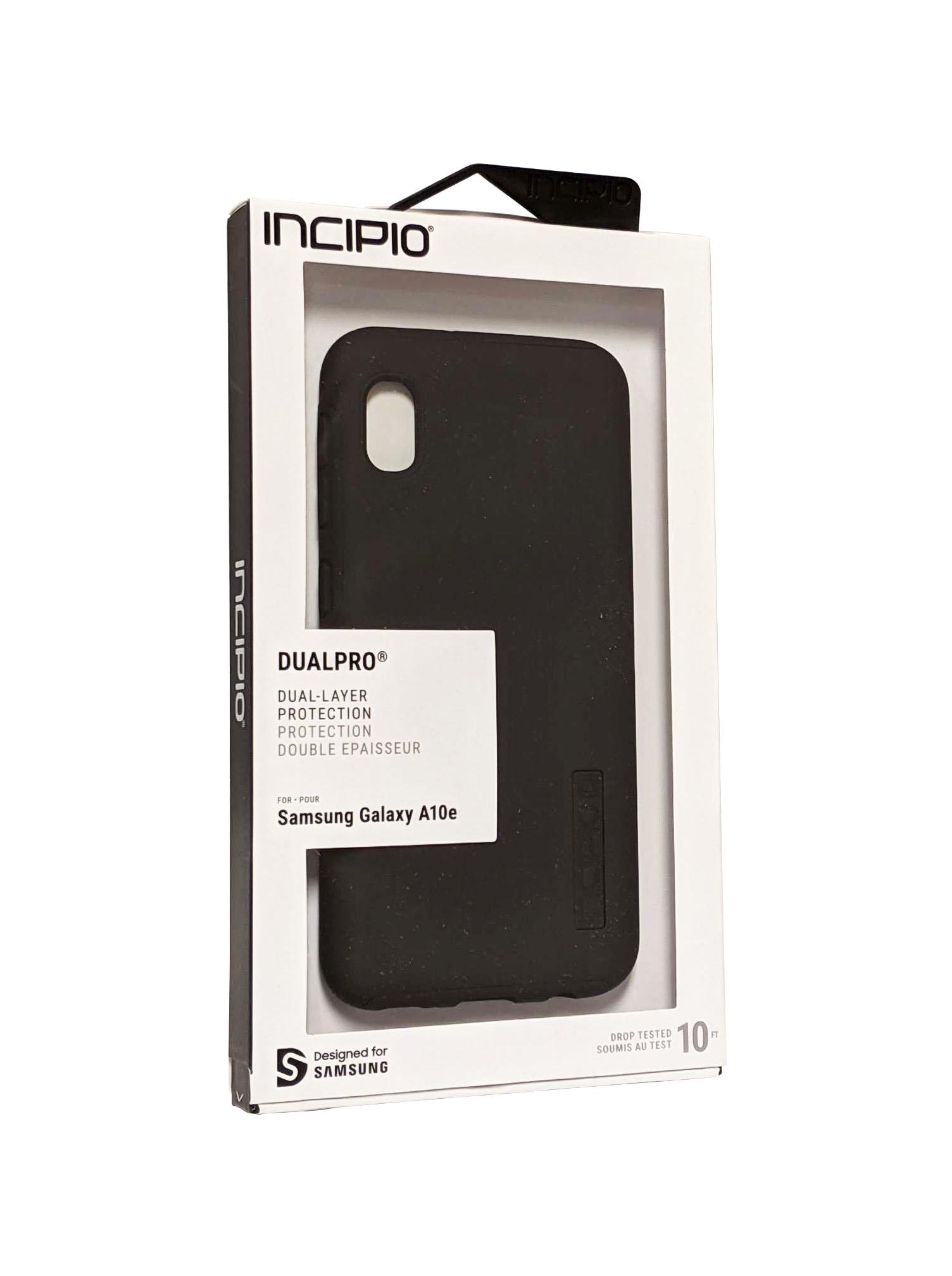 Incipio DualPro Case for Samsung Galaxy A10e - Black