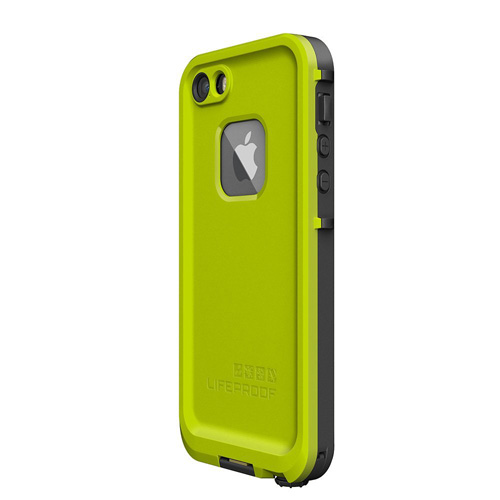 quality design 2870c ef304 LifeProof Fre Waterproof Case for Apple iPhone 5/5S (Lime Green/Black)
