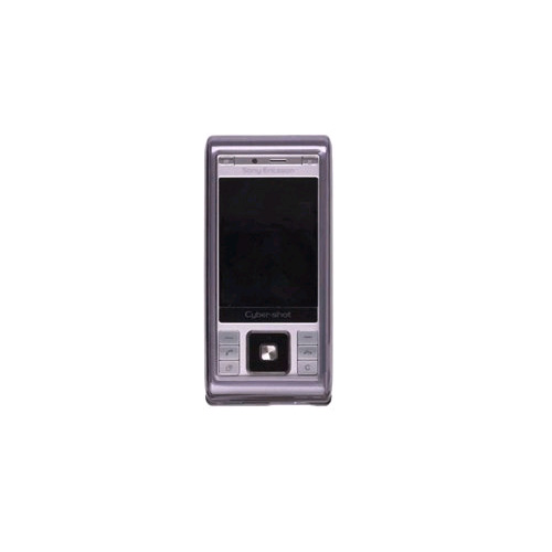 Wireless Solutions Snap-On Case for Sony Ericsson c905 (Smoke)